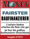 Siegel von Focus Money